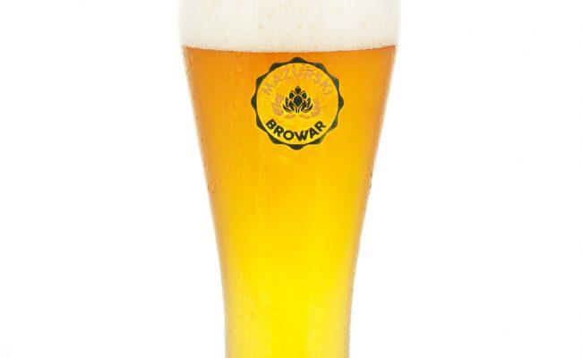 Pszeniczne piwo