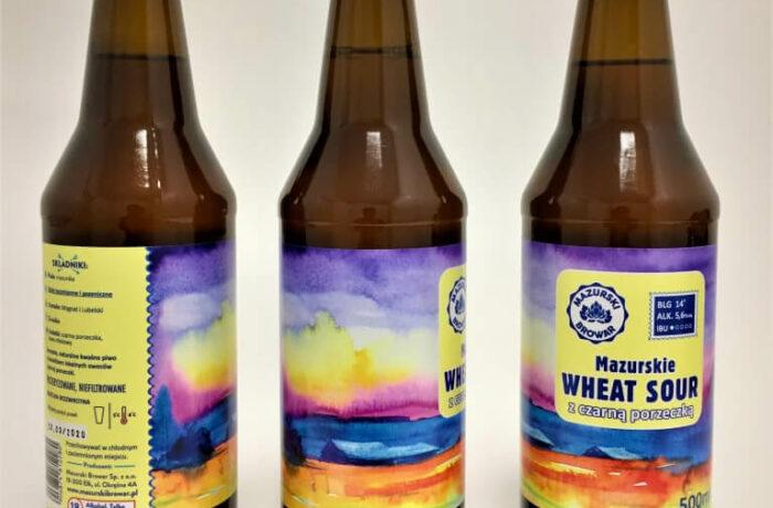 Mazurskie  Wheat  SOUR