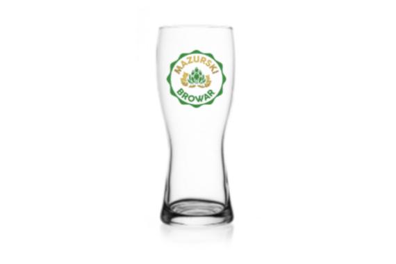 Szklanka do piwa Praga<br/>dostępna w wersji 0.5L i 0.3L
