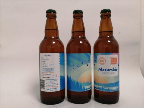 Mazurskie Light ALE