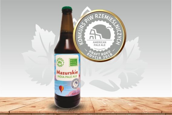 Mazurskie India Pale Ale (IPA)