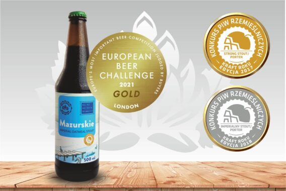 Mazurskie  Imperial  Oatmeal  STOUT